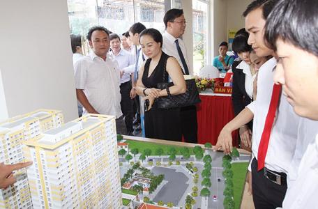 TP. HCM khan hiếm nguồn cung căn hộ tầm trung