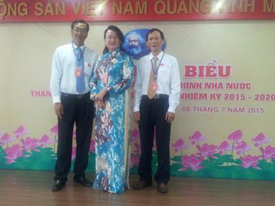 Đại hội đại biểu Đảng bộ HFIC lần thứ I, nhiệm kỳ 2015 - 2020: Thành công tốt đẹp