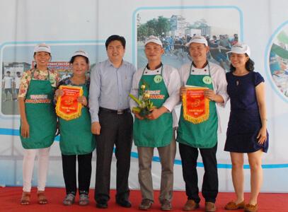 Thuduc Agromarket tổ chức hội thao chào mừng các ngày lễ lớn