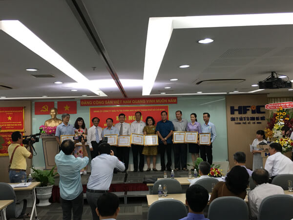 Chi Bộ TDH tham dự sơ kết một năm Chỉ thị 05-CT/TW của Bộ Chính trị