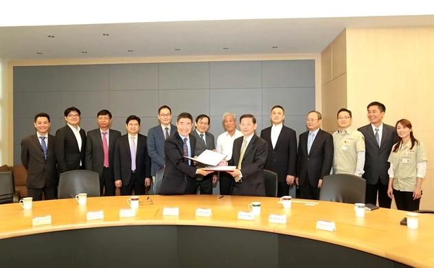 Thuduc House và Daewon bắt tay với hãng xe SYM thực hiện dự án ở Hà Nội