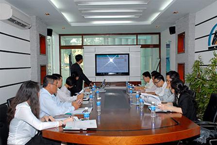 TDH gặp gỡ chuyên viên phân tích lần 4 - 2009