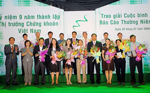 TDH nhận giải thưởng: BCTN 2008 Ấn tượng nhất