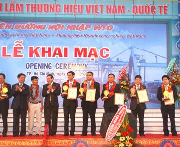 Thương hiệu THUDUC HOUSE & Cúp vàng ngành xây dựng hội nhập WTO