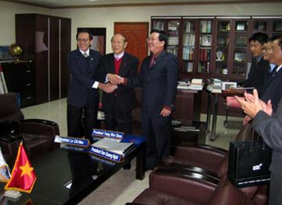 Daewon-Thuduc góp vốn xây dựng Cao ốc Căn hộ cao cấp