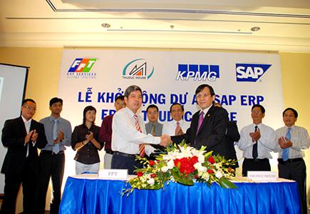 TDH triển khai dự án ERP SAP
