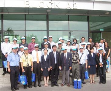Liên đoàn Bất động Sản quốc tế (FIABCI) Thái Lan gặp gỡ và tham quan tìm hiểu quy mô và các dự án của Thuduc House
