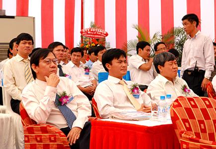 Lễ Khởi Công Dự Án BOT Mở Rộng Xa Lộ Hà Nội (Giai Đọan 2)