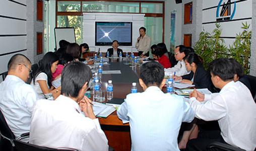 TDH tổ chức thành công Analyst Meeting lần 2 (10/02/2009)