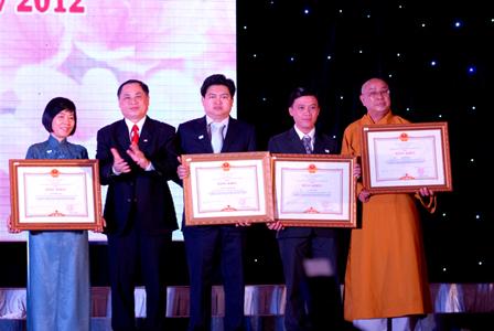 Kỷ niệm 66 năm ngày thành lập Hội Chữ Thập Đỏ Việt Nam