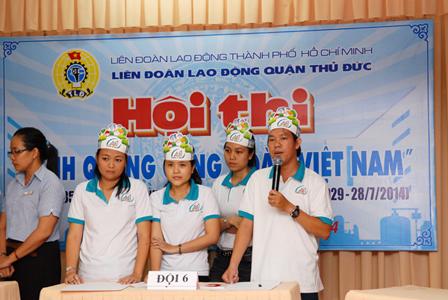 """Hào hứng cuộc thi """"Vinh quang Công đoàn Việt Nam"""": THUDUC HOUSE đạt Giải Nhì chung cuộc"""