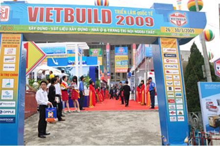 TDH vinh dự là nhà tài trợ chính Hội chợ Vietbuild TP.HCM 2009