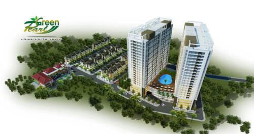Dự án Green Pearl 378 Minh Khai