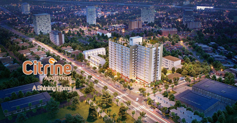 Dự Án Citrine Apartment