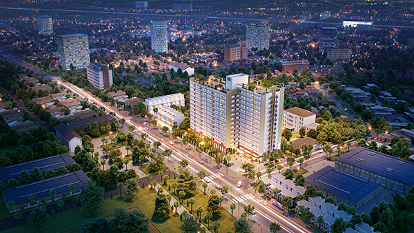 Thuduc House khởi công dự án căn hộ vừa và nhỏ Citrine Apartment