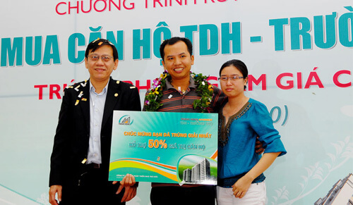 Bốc thăm trúng thưởng lần 2 - 2010